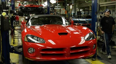 Chrysler to hold two week shutdown