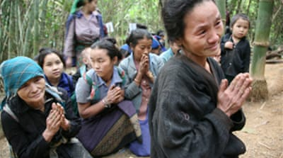 Laos denies Hmong persecution