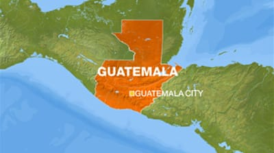 Belgians held hostage in Guatemala