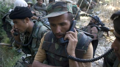 Taliban attacks cut Afghan phones