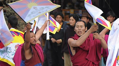 China and Tibet: An uneasy past