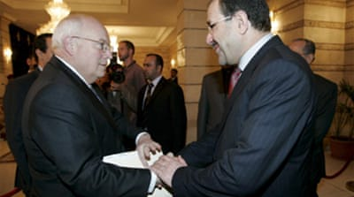 Cheney opposes Iraq troop cut