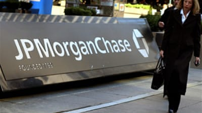 JP Morgan ups Bear Stearns offer