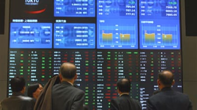 Shares rally after US interest cut
