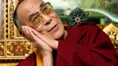Dalai Lama 'aims to harm Olympics'