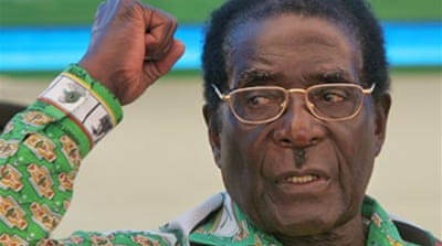 Mugabe vows Zimbabwe election win