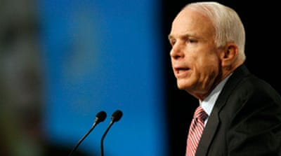 McCain warns of Iraq 'genocide'
