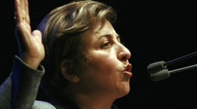 Interview: Shirin Ebadi on Iraq