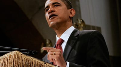 Obama calls for new stimulus plan