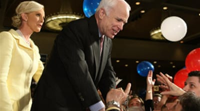 McCain wins Republican nomination