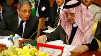Arab ministers discuss Syria summit