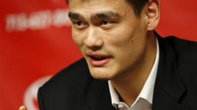 China's Yao vows to battle back