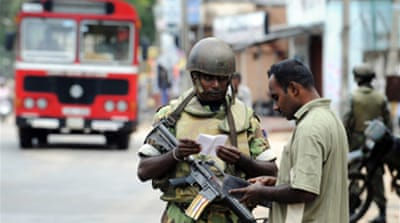 Sri Lanka's east holds elections