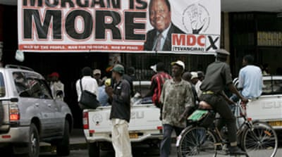 Zimbabwe opposition rejects run-off