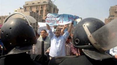 Brotherhood holds protests in Egypt