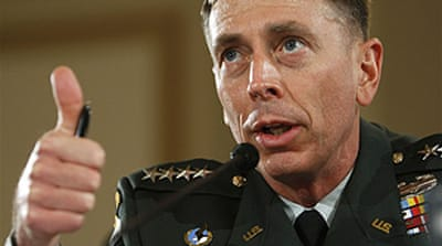 Petraeus to head US Central Command