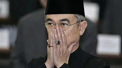 Malaysia leaders agree on handover