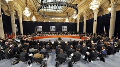 Nato summit begins in Bucharest