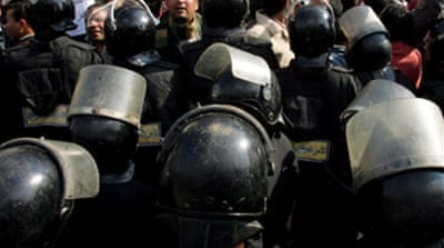 Egypt issues strike warning