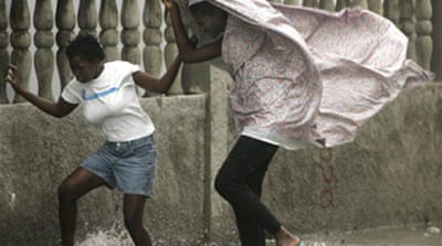 Haitians riot over price rise