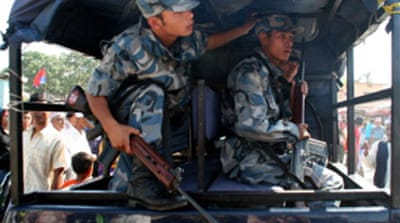 Blasts hit Nepal in poll run-up