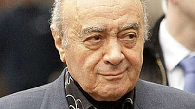 Al-Fayed rejects Diana verdict