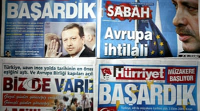 Turkey's media 'charm offensive'