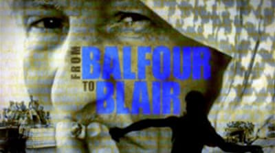 Balfour to Blair