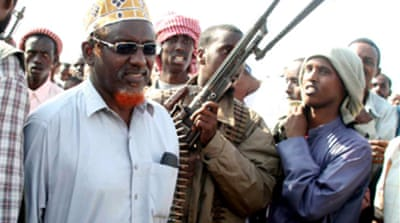 Somali leader rejects peace deal