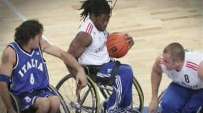 Overcoming disability in sport