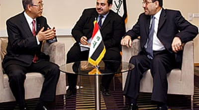 Iraq PM appeals for debt relief