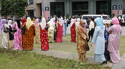 Anger at Malaysia women travel curb