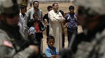 Row 'delays' US-Iraq military deal