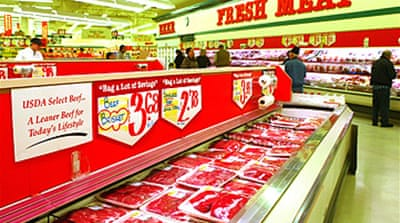 US unwilling to budge on beef deal