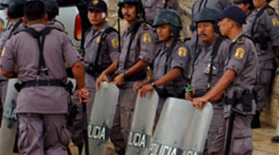 Mexicans brace for Oaxaca protest