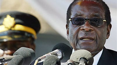 Mugabe threatens to arrest rivals