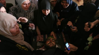 Palestinians killed in Gaza raids