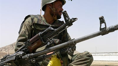 Taliban targeted near Kandahar