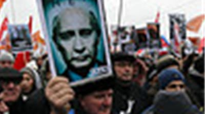 Russia's winter of discontent?