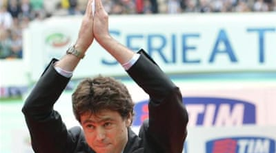 Agnelli has achieved success with Juve despite corruption fall-out, stadium move and financial downturn [AFP]