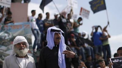 The implementation of the Prawer Plan is expected to uproot around 30,000 bedouins from their homes [REUTERS]