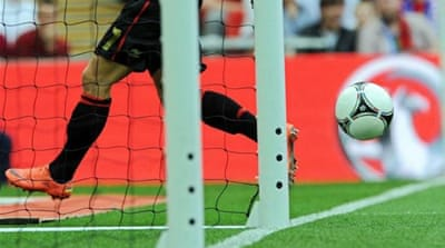Frank Lampard's 2010 World Cup goal that never was sparked FIFA into action over goal-line technology [Reuters]