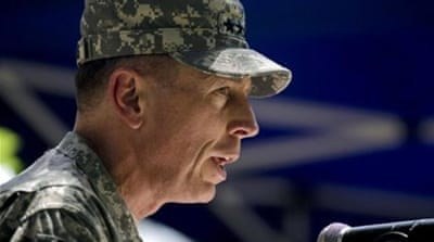 David Petraeus: A US war hero?
