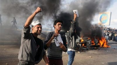 Clashes in Egypt ahead of constitution vote