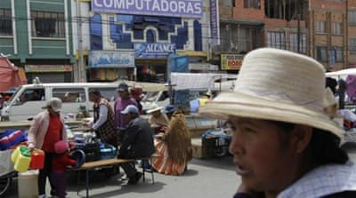 Bolivia aims to join Mercosur trade bloc