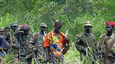 The Lord's Resistance Army began in Uganda in the 1980s as a tribal uprising [Reuters]
