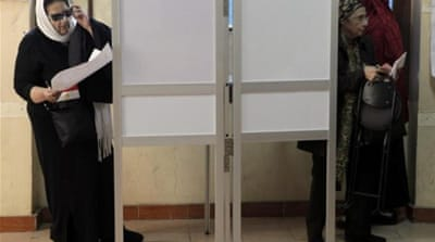 Egyptians will go to the polls on Wednesday and Thursday [EPA]