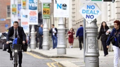 Turnout low in Irish fiscal pact referendum