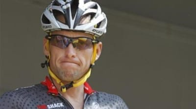 Armstrong believes there is 'a witch hunt' being conducted against him [AP]