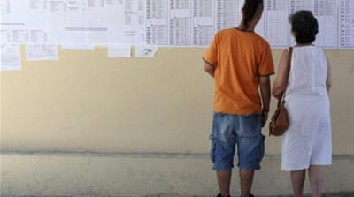 Greeks go to polls on euro's day of destiny